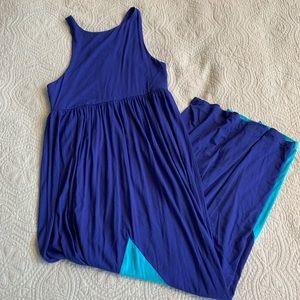 EUC Summer Maxi Dress